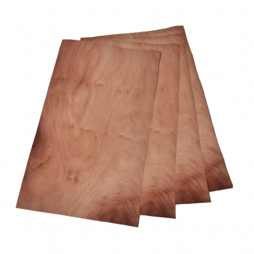 "Plane veneer Set of 4 leafs: 2ft 3"" x 15"" ( 68 x 40 cm )"